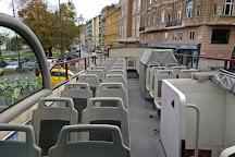 Big Bus Tours Budapest, Budapest, Hungary