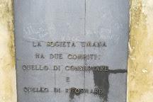 Mausoleo a Don Luigi Sturzo, Caltagirone, Italy