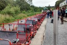 Hohes Venn Railbike, Leykaul, Belgium