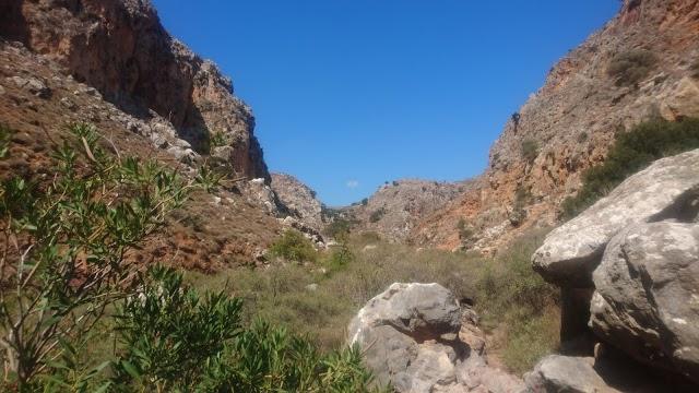 Gorges de Zakros