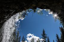 Troll Falls, Kananaskis Country, Canada