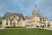 Chateau de Chantilly, Chantilly City, France