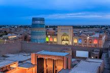 MICE Uzbekistan, Samarkand, Uzbekistan