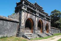 Tomb of Minh Mang, Hue, Vietnam