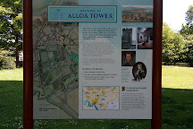 Alloa Tower, Alloa, United Kingdom