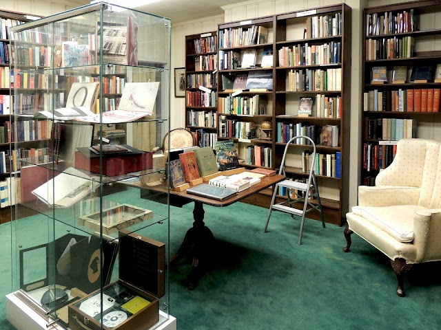 Kelmscott Bookshop