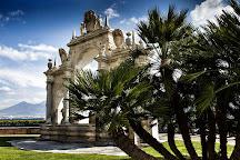 Fontana delll'Immacolatella (o del Gigante), Naples, Italy