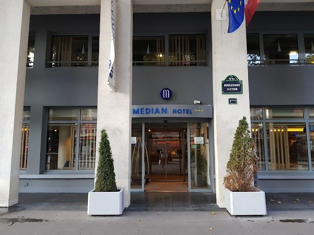 Median Paris Porte de Versailles