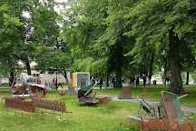 Slottsparken, Orebro, Sweden