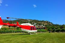 Alpine Helicopters, West Kelowna, Canada