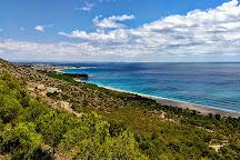 Playa El Torn Naturist Beach, L'Hospitalet de l'Infant, Spain