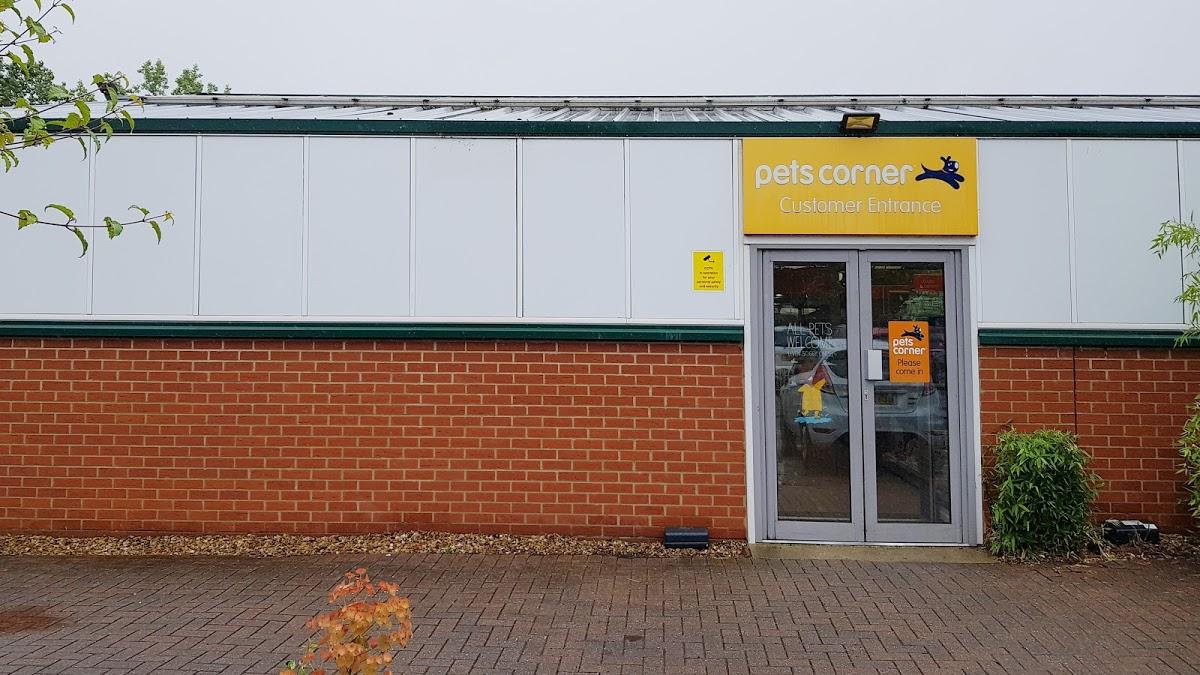 Pets Corner Hare Hatch store