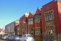 Colwyn Bay Library, Colwyn Bay, United Kingdom