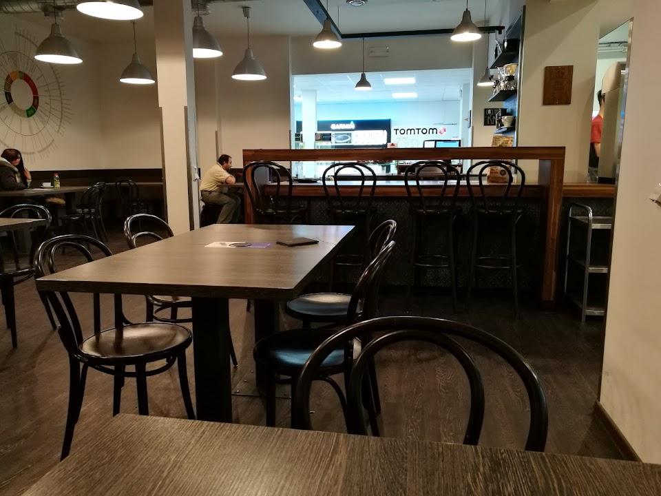 Espresso bar v Alza.cz
