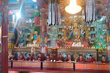 Enchey Monastery, Gangtok, India