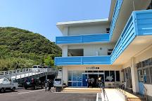 Muroto Haiko Aquarium, Muroto, Japan