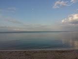 Пляж на Лимане в Ейске