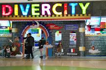 Divercity, Bogota, Colombia