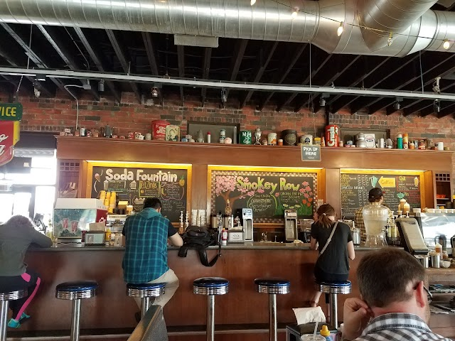 Smokey Row Coffee