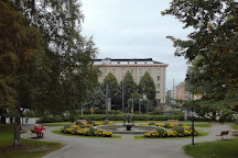 City of Tampere Main Library Metso, Tampere, Finland
