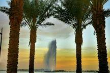 King's Fountain, Jeddah, Saudi Arabia