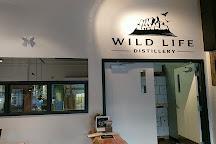 Wild Life Distillery, Canmore, Canada