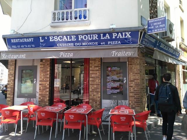 L'escale Pour La Paix Cuisine Du Monde Et Pizza