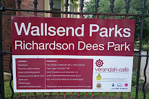 Richardson Dees Park, Newcastle upon Tyne, United Kingdom