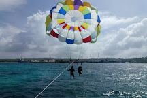 Richie Parasail, San Andres Island, Colombia
