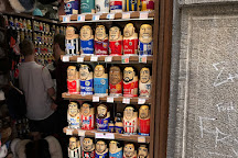 Shop Marionety Truhlar, Prague, Czech Republic