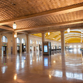 Железнодорожная станция  Minneapolis St Paul Airport
