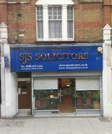 SJS Solicitors london