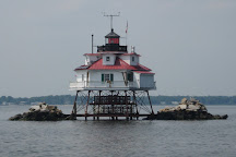 Thomas Point Shoal Lighthouse, Annapolis, United States