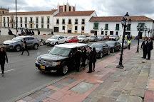 Plaza de Bolivar, Tunja, Colombia