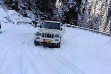 Jalori Pass, Kullu, India