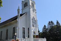 St Anne's Catholic Church, Mackinac Island, United States