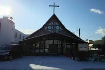 Sapporo St. Michael's Church, Sapporo, Japan