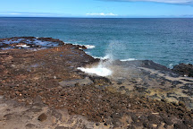 Spouting Horn, Poipu, United States