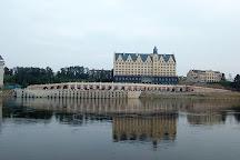 Amur River Embankment, Blagoveshchensk, Russia