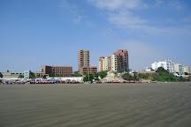 Playa el Murcielago, Manta, Ecuador
