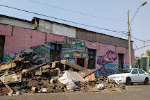 Centro Cultural Matucana 100, Santiago, Chile