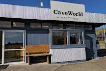 Caveworld, Waitomo Caves, New Zealand
