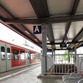 Станция  München Ost