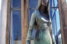 Tumulo de Liliana Crociati de Szaszak, Buenos Aires, Argentina