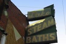 Lake Steam Baths, Denver, United States