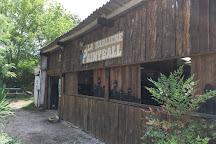 Paintball la Sabliere, Campet-et-Lamolere, France