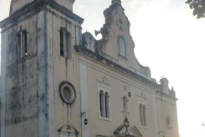 Nossa Senhora do Livramento Church, Recife, Brazil
