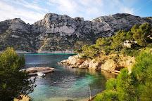 Calanque de Sormiou, Marseille, France