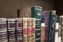 Biblioteca Patrimonial Recoleta Dominica, Santiago, Chile