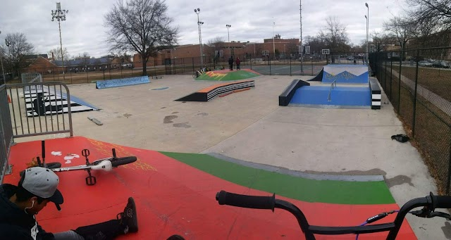 Shaw Skate Park